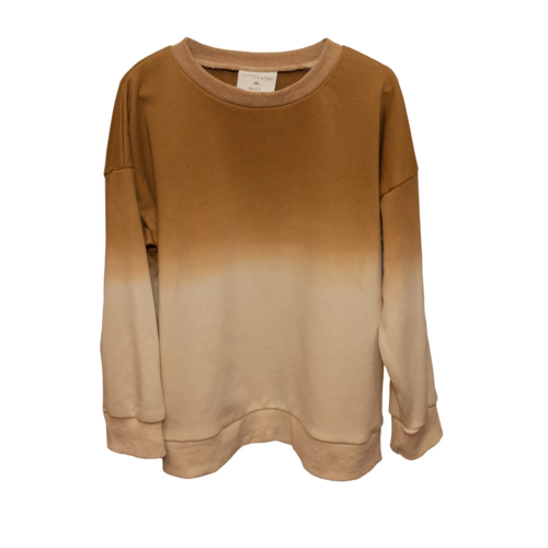 Summer in May Ombre Crew neck Sweater - Barro
