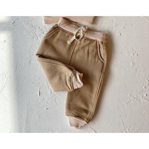 By Billie By Billie Signature Fleece pants - coffee
