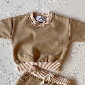 By Billie By Billie Signature Fleece sweater - coffee