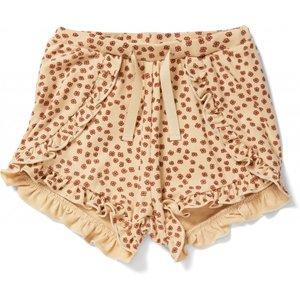 Konges Sløjd Konges Sløjd - Reya frill shorts - buttercup rosa