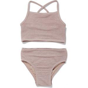 Konges Sløjd Konges Sløjd - Marigold girl bikini - lavender mist