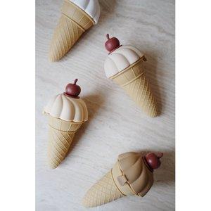 Konges Sløjd Konges Sløjd - 4-pack silicone ice cream moulds - multi