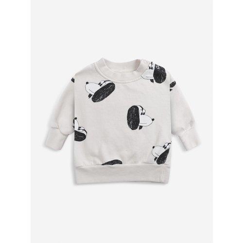 BOBO CHOSES Bobo Choses Doggie all over sweatshirt
