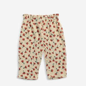 BOBO CHOSES Bobo Choses Flowers all over terry jogging pants