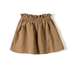 Nixnut NIXNUT Lin skirt - toffee