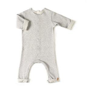 Nixnut NIXNUT  Born onesie - grey