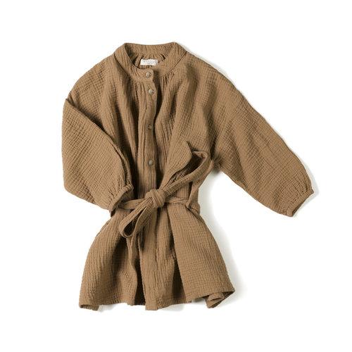 Nixnut NIXNUT Cord dress - toffee