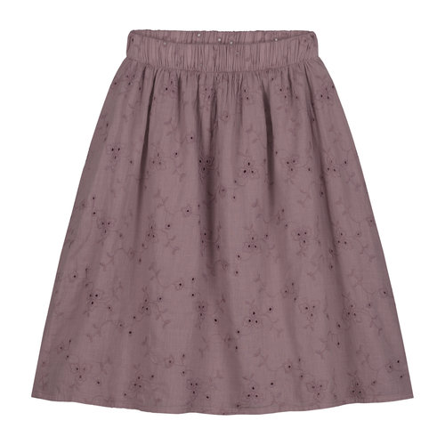 Daily Brat Daily Brat - Eden skirt dusty taupe