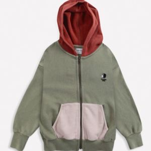 BOBO CHOSES Bobo Choses Doggie zipped hoodie