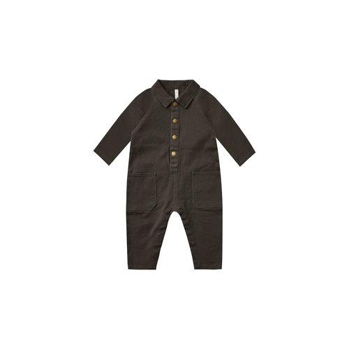 Rylee and Cru Rylee and Cru - Snap jumpsuit - Vintage black