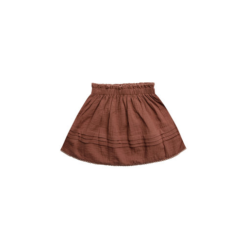 Rylee and Cru Rylee and Cru - Simple skirt - Wine