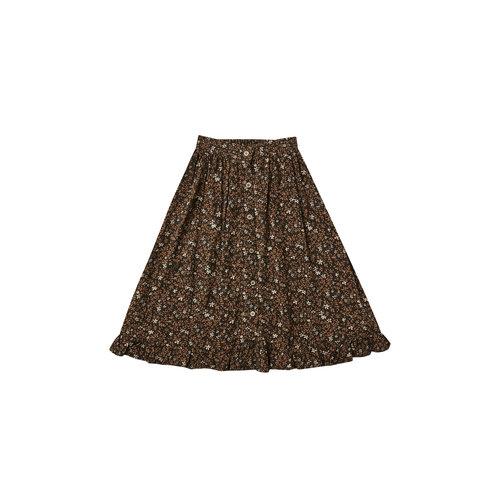 Rylee and Cru Rylee and Cru - Oceanside skirt - Winter bloom