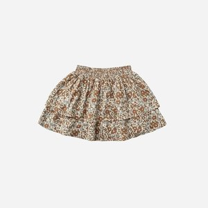 Rylee and Cru Rylee and Cru - Tiered mini skirt - Bloom
