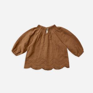 Rylee and Cru Rylee and Cru - Quincy blouse - Rust