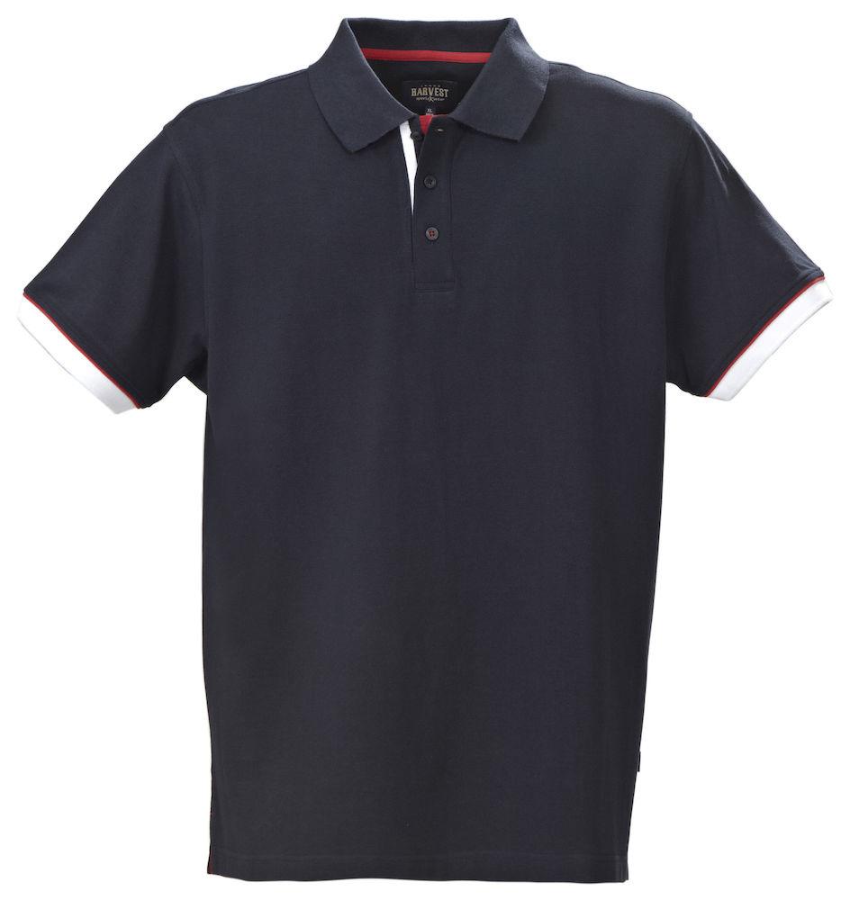 James Harvest Sportswear Heren Polo Anderson
