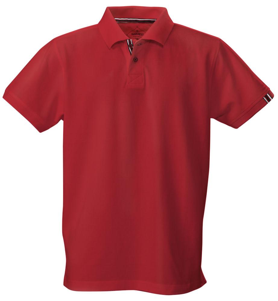 James Harvest Sportswear Heren Polo Avon