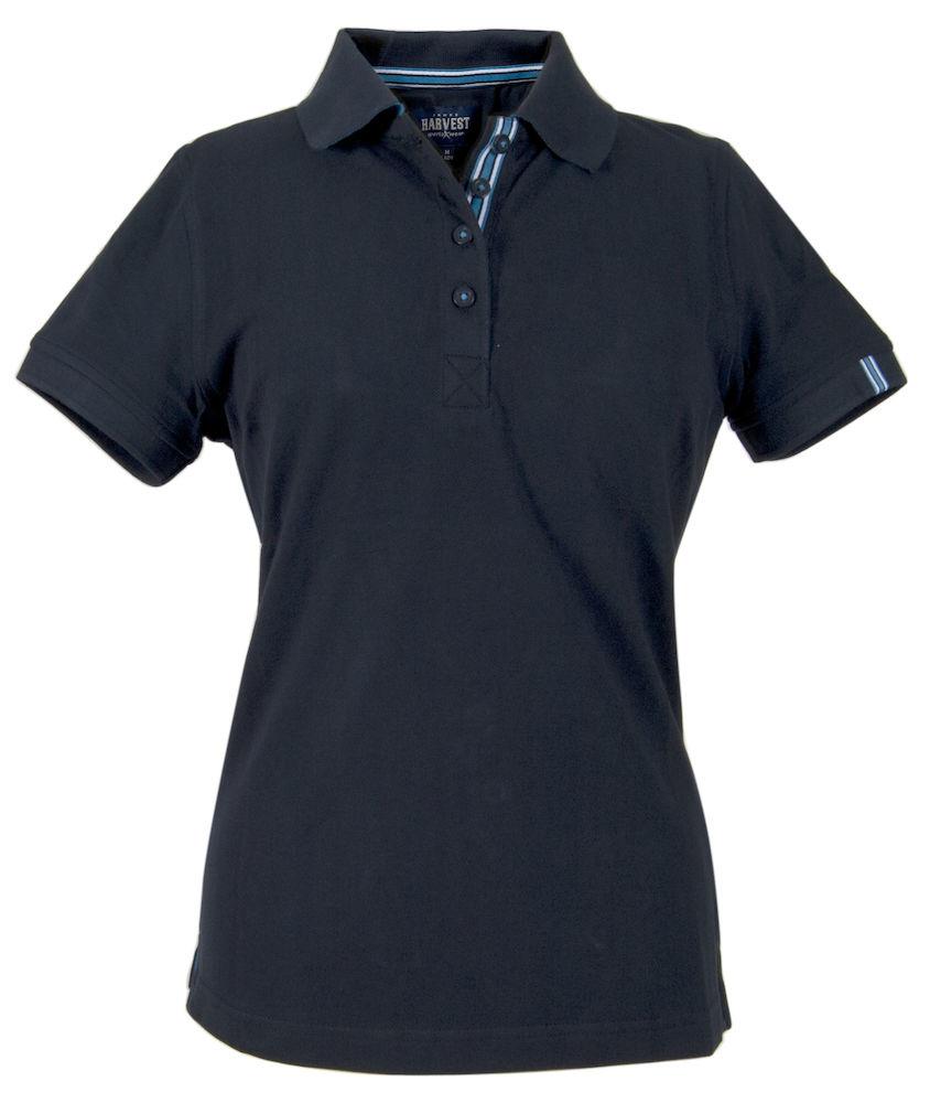James Harvest Sportswear Dames Polo Avon
