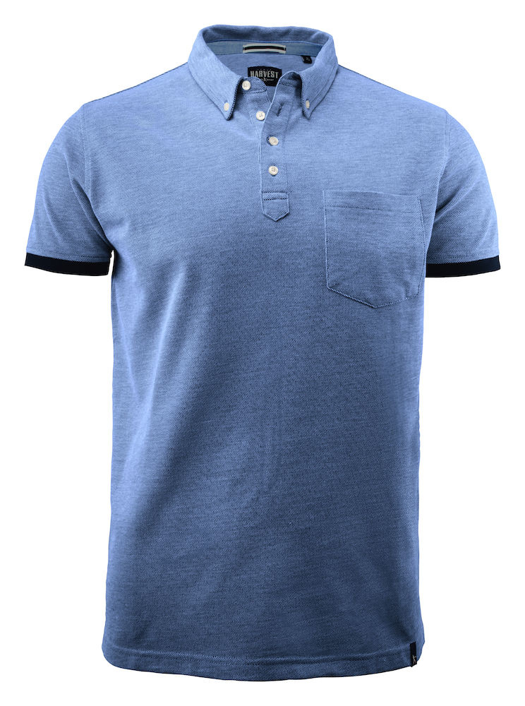 James Harvest Sportswear Heren Polo Larkford