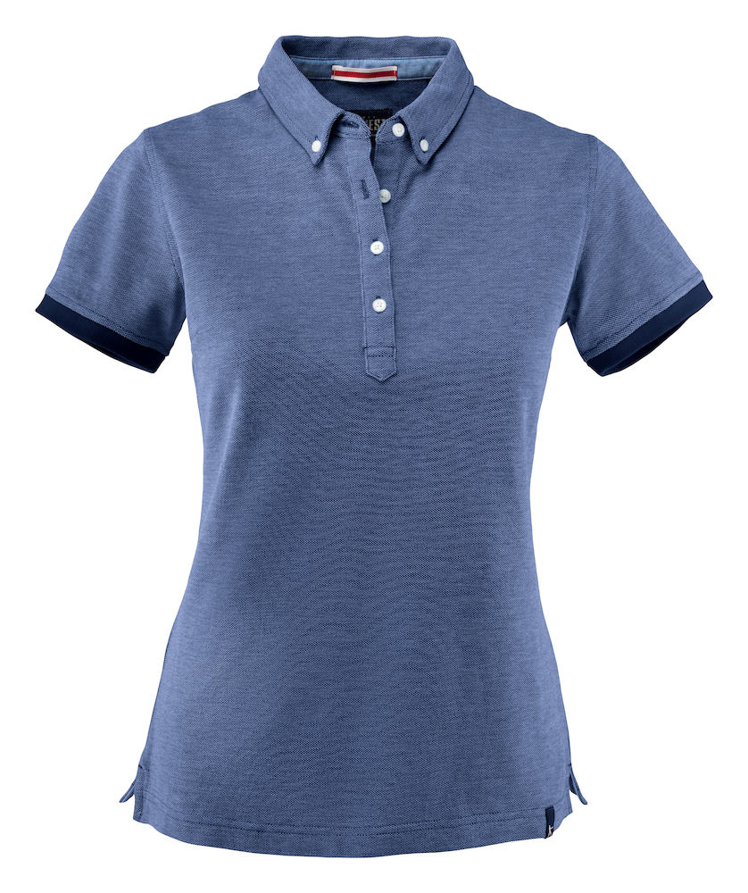 James Harvest Sportswear Dames Polo Larkford