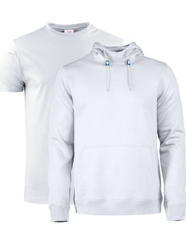 Printer Active Wear T-shirt + Hoodie combo Printer