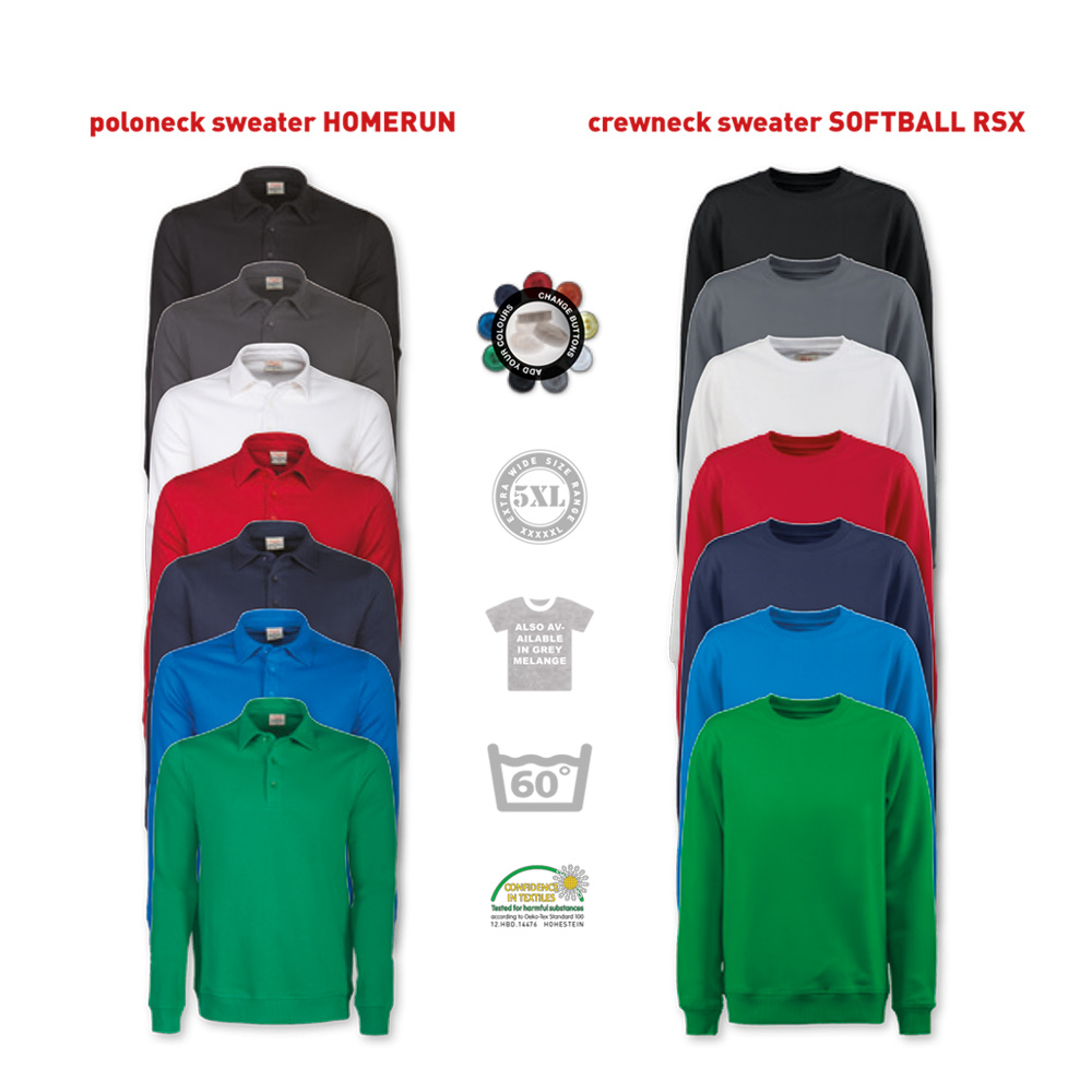 Snickers Workwear Snicker T-Shirt & Sweatshirt met ½ Rits Combo (5x t-shirt + 3x sweatshirt)