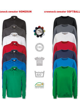 Santino T-Shirt + Sweater Multipack Santino