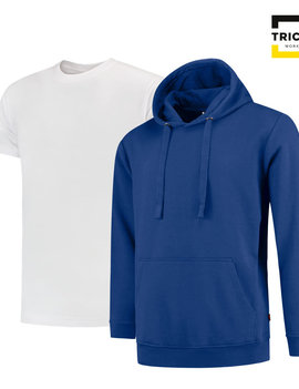 Tricorp Workwear T-Shirt + Sweater Capuchon Combo Tricorp