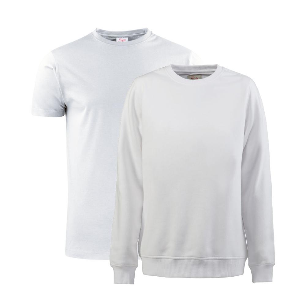 Printer Active Wear Printer T-Shirt & Sweater Multipack (5x t-shirt + 3x sweater)