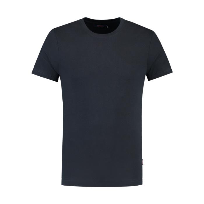 Tricorp Workwear T-shirt slim fit, ronde hals Navy