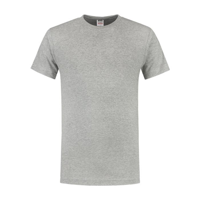 Tricorp Workwear T-shirt regular fit, ronde hals Lichtgrijs