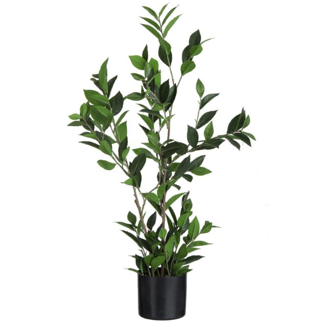Kunstplant Laurier In Pot 90 cm