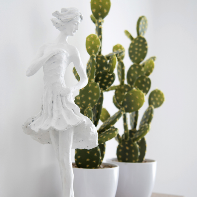 Grote Kunstplant Cactus 53 cm