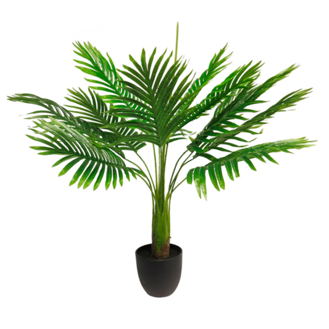 Kunstplant Palm In Pot Klein 70 cm