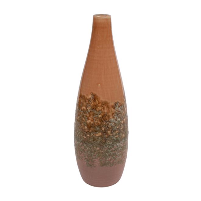 Vaas Roze Keramiek 41 cm