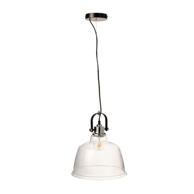 Hanglamp Modern Glas Rond Metaal Eettafel