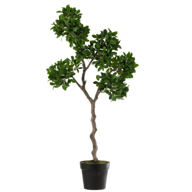 Ficus Boom Kunstplant In Pot 120 cm