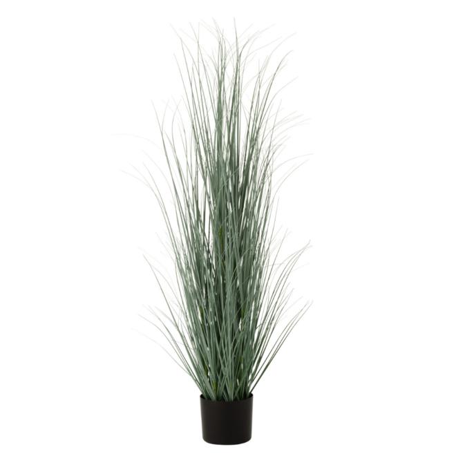 Kunstplant Gras In Pot 121 cm