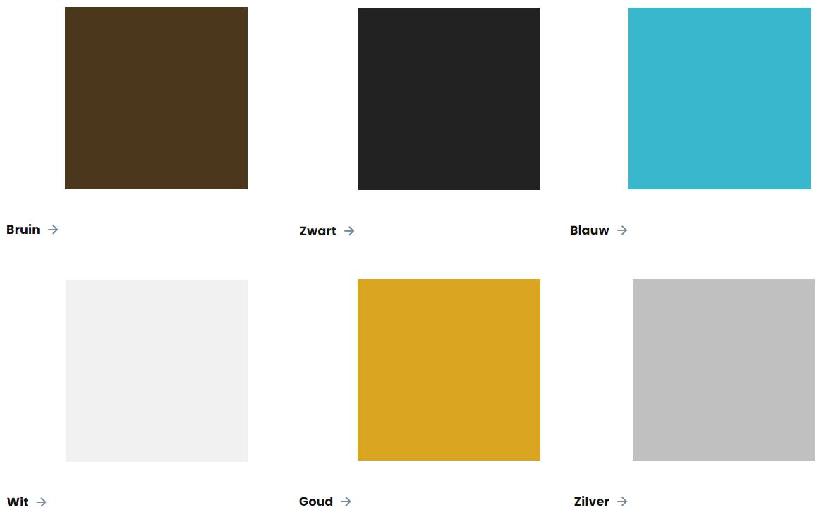 Winkelen op kleur