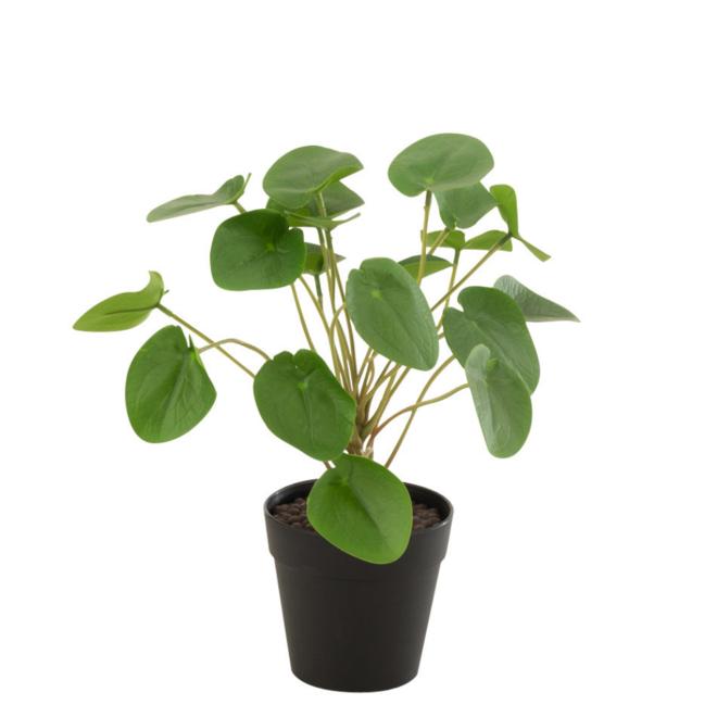 Kunstplantje In Pot 28.5 cm