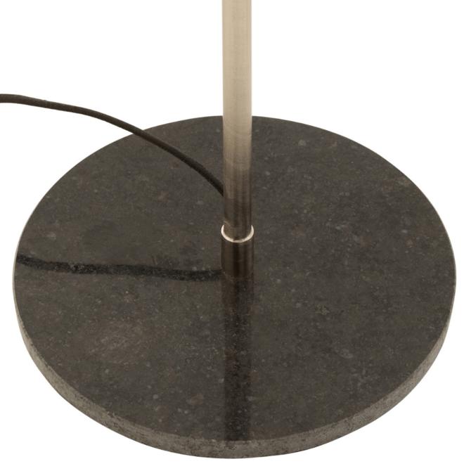 Staande Lamp Design Zilver 150 cm