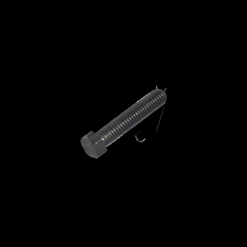 KING Microschroeven Modelbouw bout M1,2 x 8 Staal - Lage kop - 10 stuks