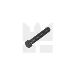 Modelbouw bout M1,6 x 4 Staal - Lage kop - 10 stuks