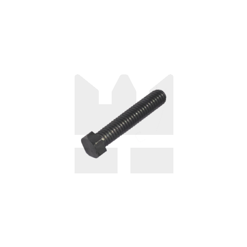 KING Microschroeven Modelbouw bout M2,5 x 10 Staal - Lage kop - 10 stuks
