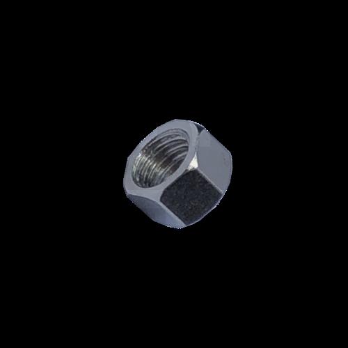 KING Microschroeven Modelbouw moer M1,2 - RVS - Hoog - 10 stuks