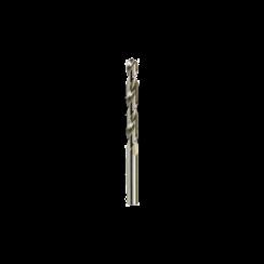 Metaalboor 2,5 mm HSS geslepen