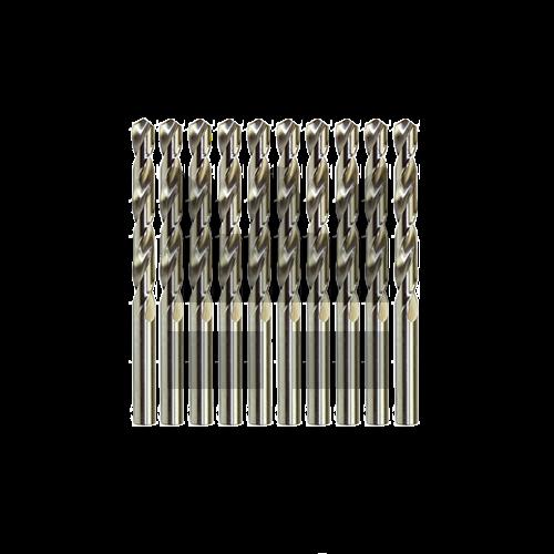 Labor Holland Metaalboor 0,9 mm HSS geslepen