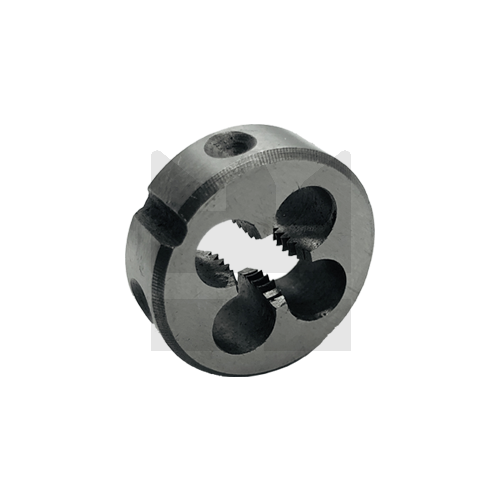 KING Microschroeven Snijplaat metrisch fijn - M3 x 0.35 - DIN 223