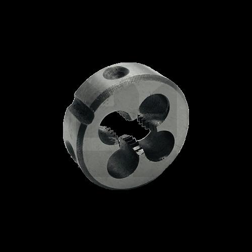 KING Microschroeven Snijplaat metrisch fijn - M6 x 0.50 - DIN 223