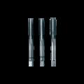 KING Microschroeven Handtappenset metrisch M2,6 x 0,45 - DIN 352