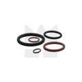 KING Microschroeven O-ringen VITON (FPM/FKM) - 8 x 1 mm - 4 stuks